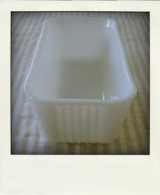 ミルクグラスのローフパン_a0130050_2316464.jpg