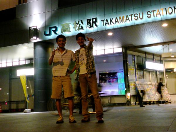 2009年『鳥取砂丘らくだはニンジンを食べるのか?実証の旅』【その1】_c0215063_22125657.jpg