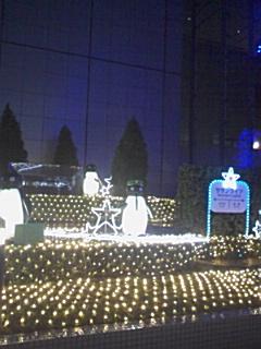 新宿サザンテラスのイルミネーション_e0013178_8353911.jpg