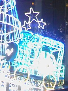 新宿サザンテラスのイルミネーション_e0013178_8353932.jpg