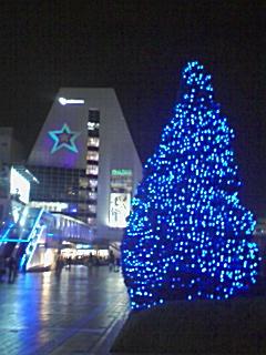 新宿サザンテラスのイルミネーション_e0013178_8353952.jpg