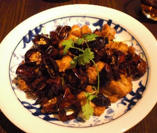 中国名菜 陳麻婆豆腐 ラシック店_c0013687_822125.jpg