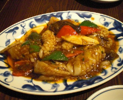 中国名菜 陳麻婆豆腐 ラシック店_c0013687_822680.jpg