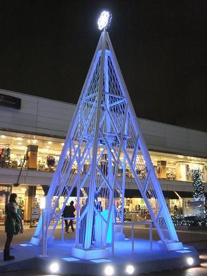 新宿サザンテラスのイルミネーション_d0044093_2332852.jpg