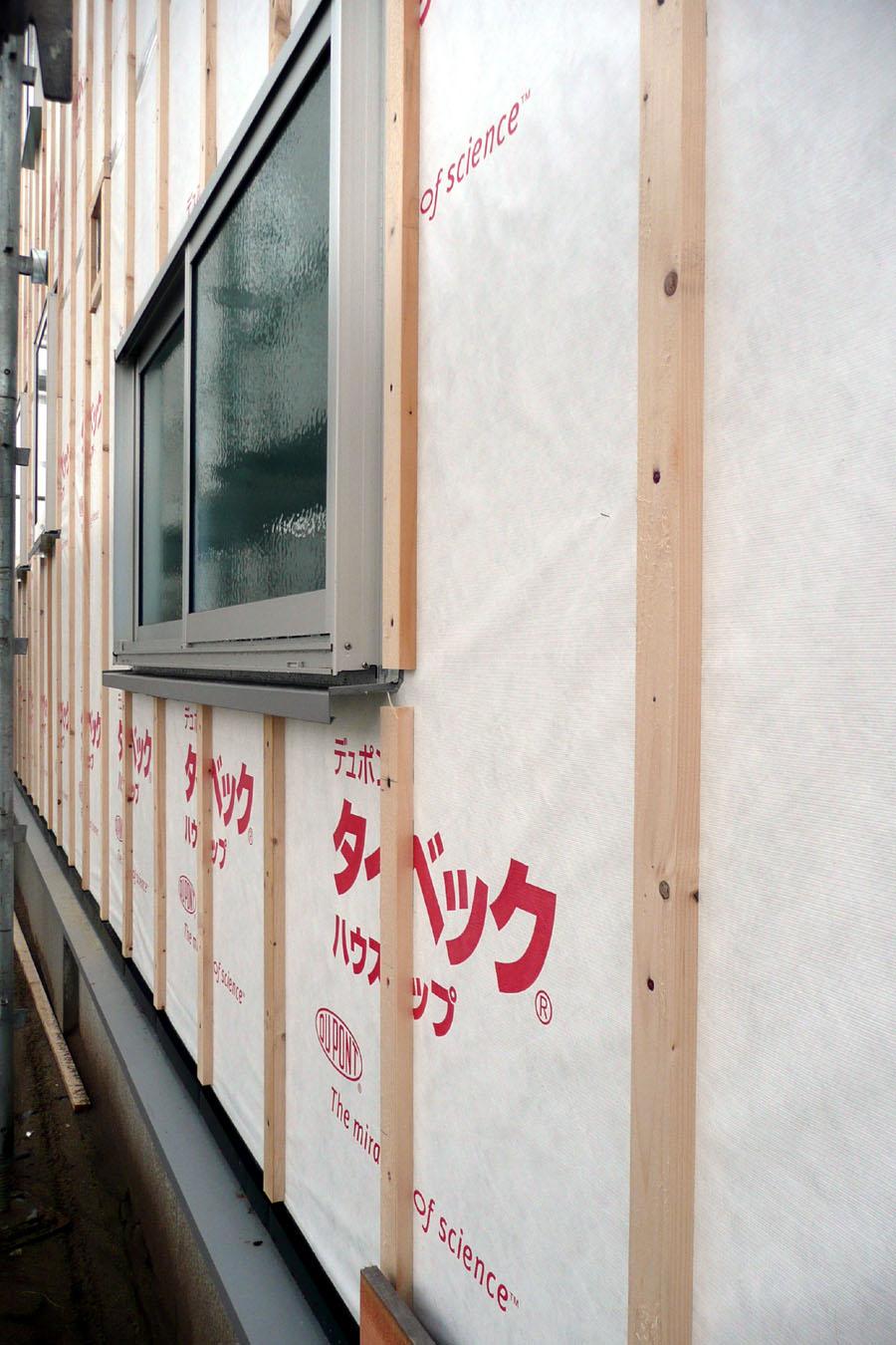 「桜台の家」 施工中!_f0150893_1443367.jpg