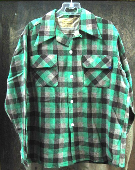 11月14日(土)入荷!50'S BROOKFORD WOOL shirts!_c0144020_13225422.jpg