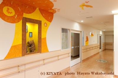 帝京大学附属病院アートワーク 1_c0144173_4182718.jpg
