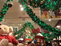 Harrodsのクリスマス☆彡_a0102784_1933178.jpg