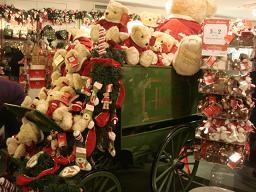 Harrodsのクリスマス☆彡_a0102784_19334169.jpg