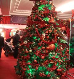 Harrodsのクリスマス☆彡_a0102784_19444612.jpg