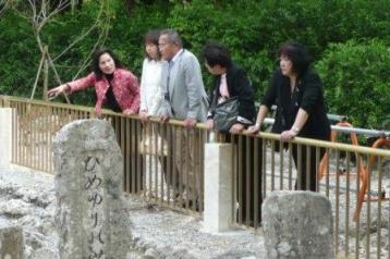 近自然工法の川づくり―講演と雄樋川現場視察_f0150886_13403589.jpg
