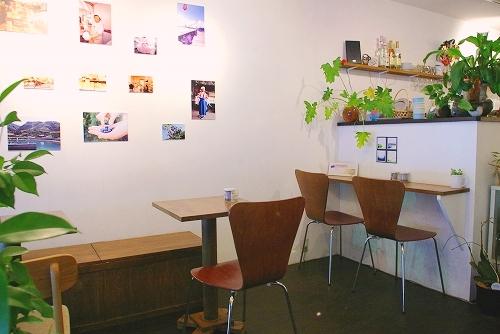 高円寺「cafe+gallery ヒトソラ」(2012年12月閉店)_f0169341_128534.jpg