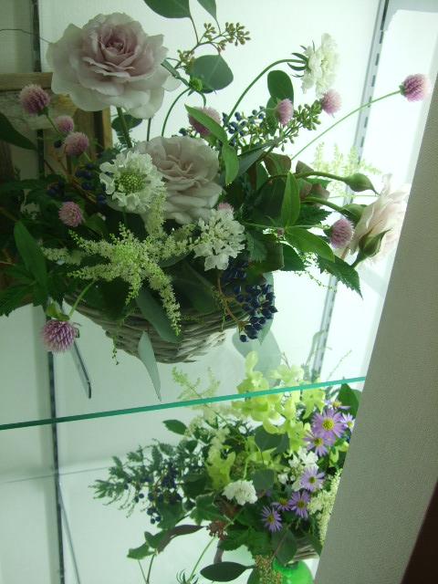 オークリーフ(写真前のお花)_f0049672_1445242.jpg