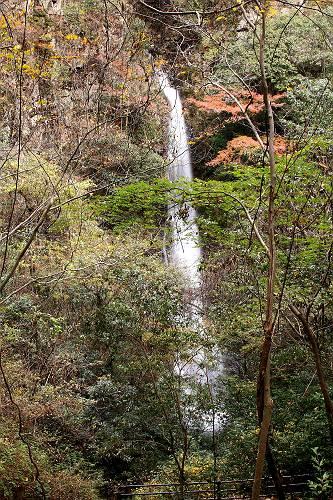 山野峡の龍頭の滝_a0140608_2235297.jpg