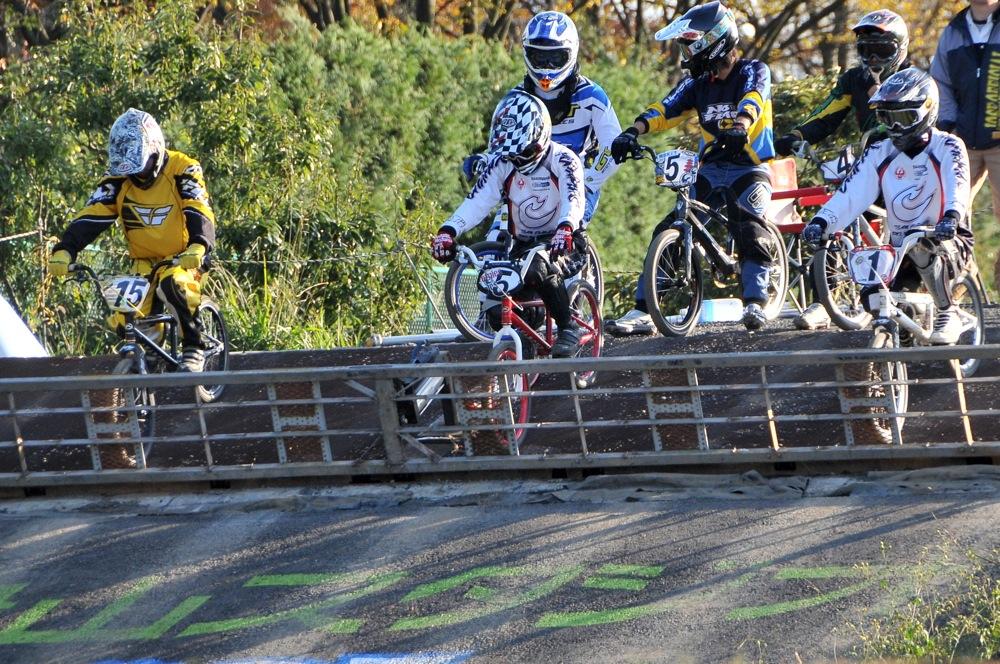 2009JOSF緑山11月定期戦VOL1:BMXエキスパート・エリートクラス決勝_b0065730_20234063.jpg