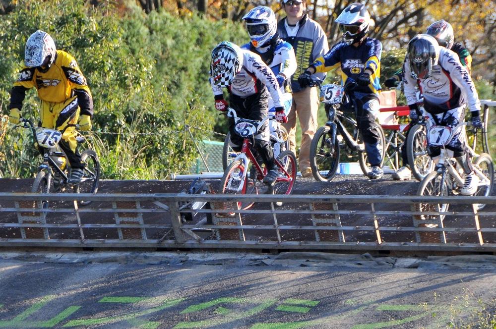 2009JOSF緑山11月定期戦VOL1:BMXエキスパート・エリートクラス決勝_b0065730_20234930.jpg