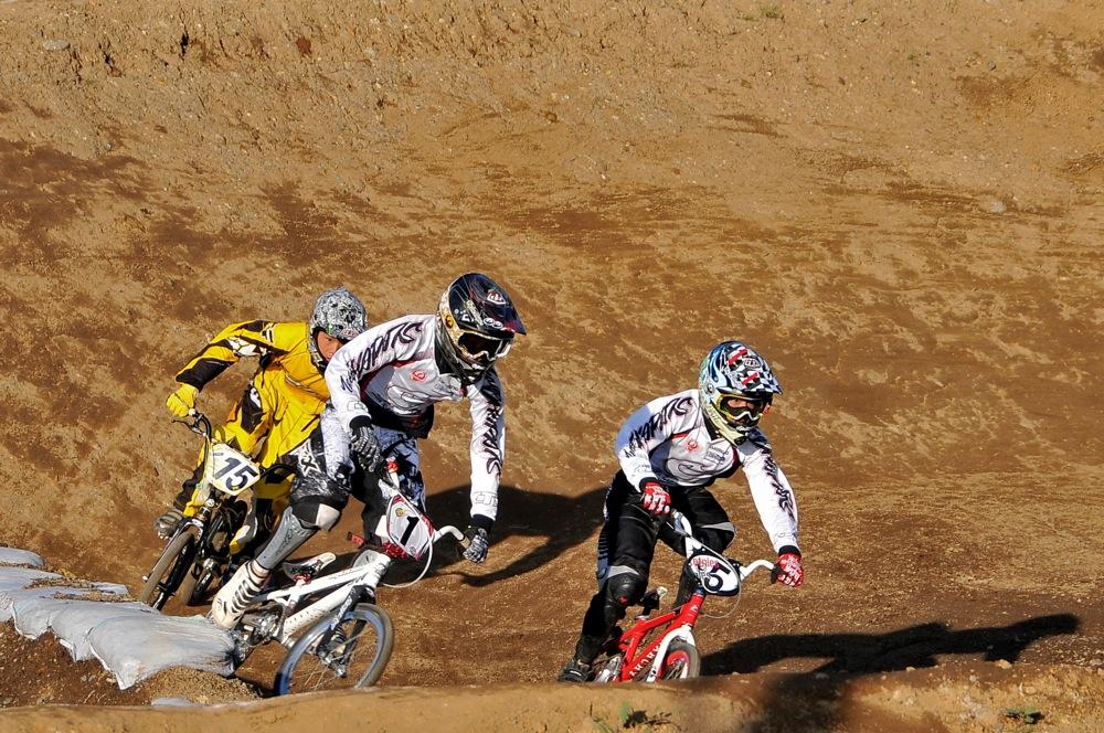 2009JOSF緑山11月定期戦VOL1:BMXエキスパート・エリートクラス決勝_b0065730_20253143.jpg