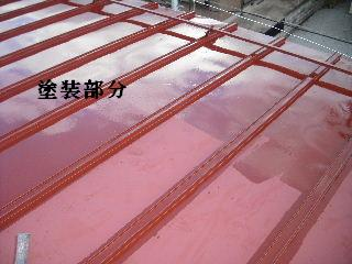 塗装工事2日目_f0031037_2031433.jpg