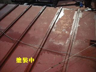 塗装工事2日目_f0031037_20325567.jpg