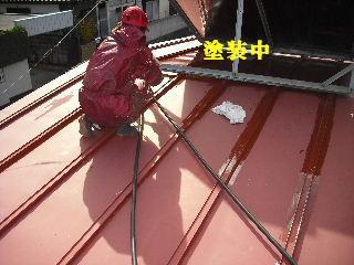 塗装工事2日目_f0031037_2032566.jpg