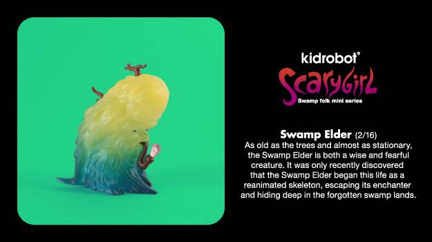 まだあるkidrobot、今週半ばにスケアリーガールです。_a0077842_23171470.jpg