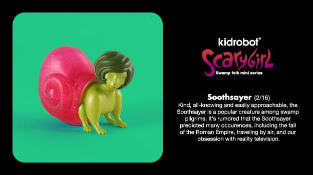まだあるkidrobot、今週半ばにスケアリーガールです。_a0077842_23172879.jpg