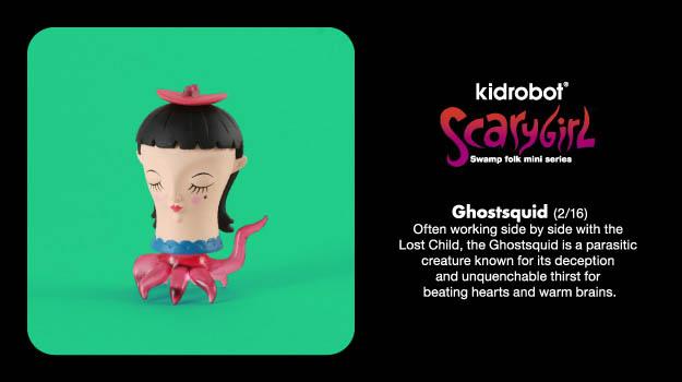 まだあるkidrobot、今週半ばにスケアリーガールです。_a0077842_23185549.jpg
