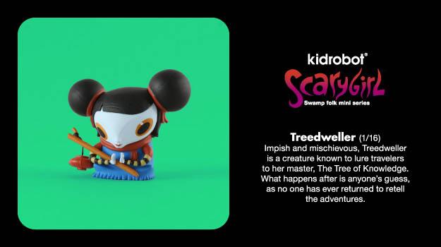 まだあるkidrobot、今週半ばにスケアリーガールです。_a0077842_23192359.jpg