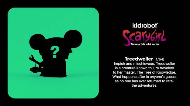 まだあるkidrobot、今週半ばにスケアリーガールです。_a0077842_23213289.jpg