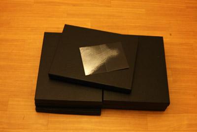 蓮実伸郎写真展『黒い川』いよいよ開催です。_e0158242_1421063.jpg