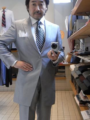"""主賓としてお呼ばれされたら「ディレクターズスーツ」&OYAJIだって""""ウェディング""""したいよ!編_c0177259_2348288.jpg"""