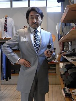 """主賓としてお呼ばれされたら「ディレクターズスーツ」&OYAJIだって""""ウェディング""""したいよ!編_c0177259_2349041.jpg"""