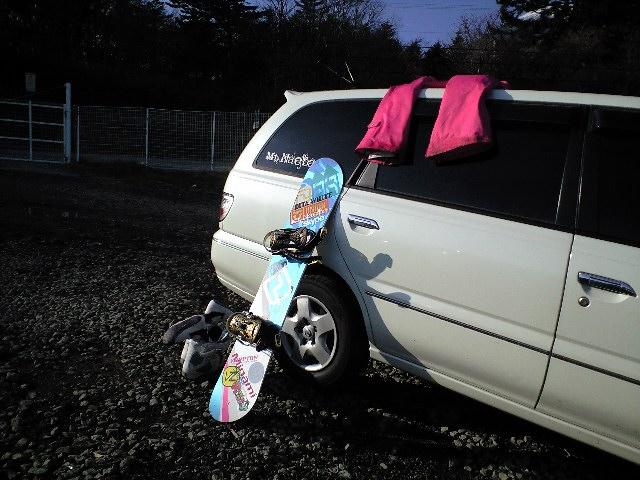 イエティ☆富士山を見ながらスノーボードのお仕事_c0151965_1913758.jpg