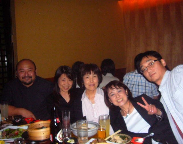 プチ同期会(9/26/2009)_a0141667_18464786.jpg