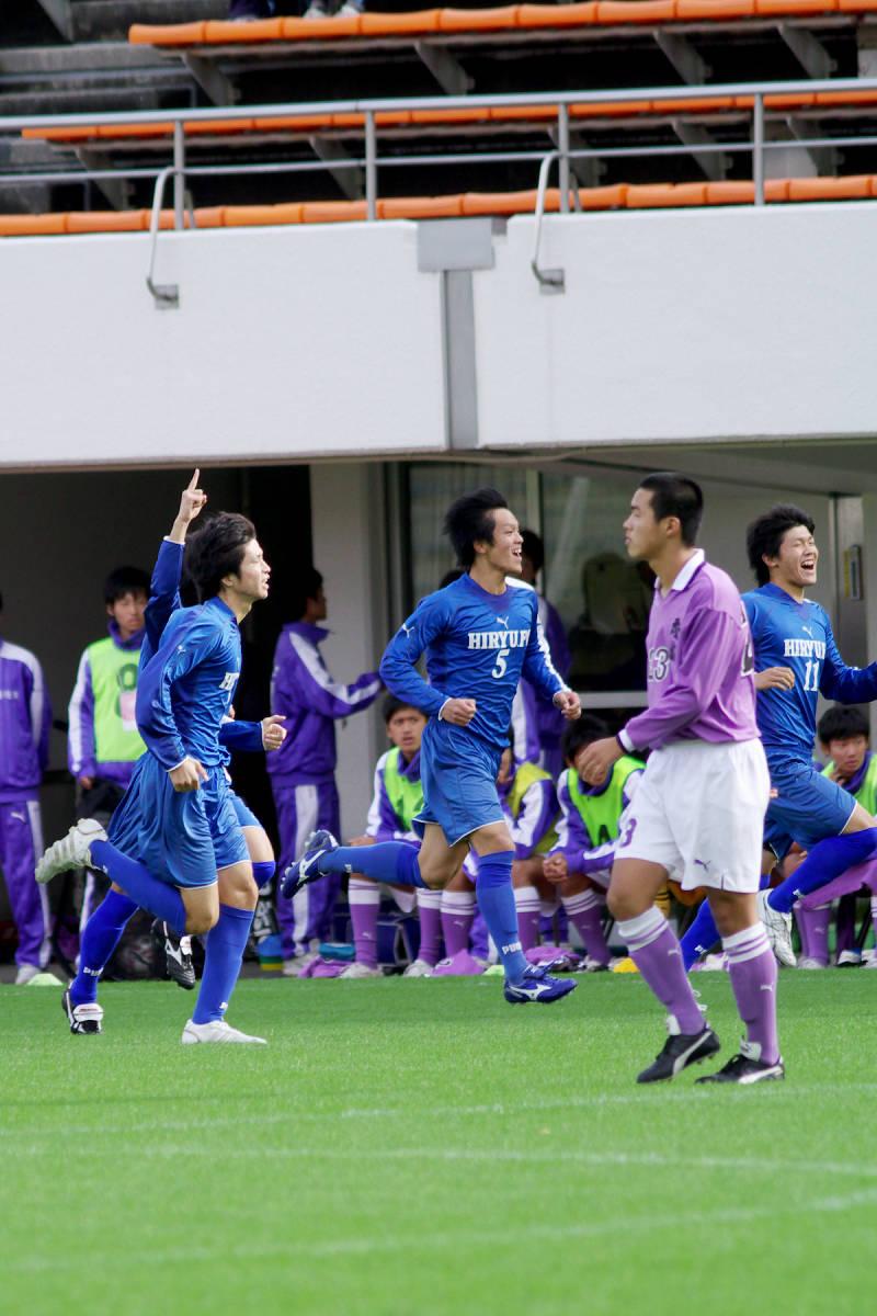 第88回 全国高校サッカー選手権大会 静岡県大会 _f0007684_1828574.jpg