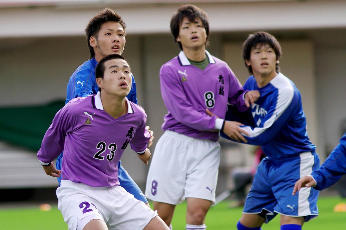 第88回 全国高校サッカー選手権大会 静岡県大会 _f0007684_1829113.jpg