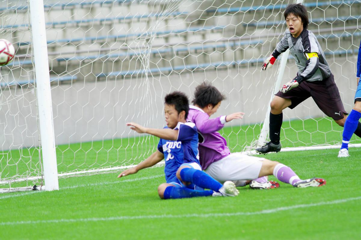 第88回 全国高校サッカー選手権大会 静岡県大会 _f0007684_19423057.jpg
