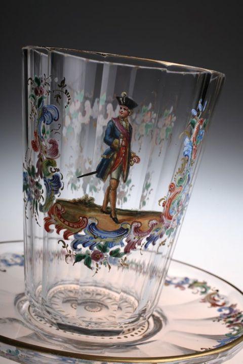LOBMEYR ロブマイヤー エナメル彩 glass_c0108595_236394.jpg