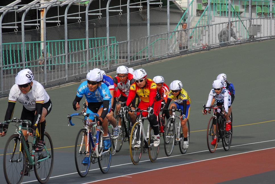 サバイバルレース♪_a0049296_20103911.jpg