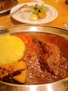 インド料理をめぐる冒険 をめぐる冒険in浜松_c0033210_1116813.jpg