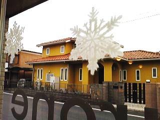 maroneに雪が降りました_b0102217_22583799.jpg
