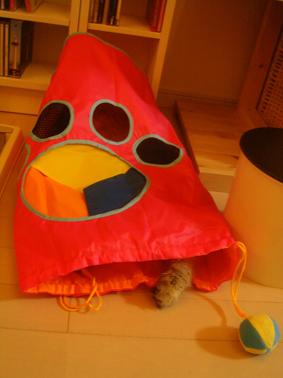 モヘアの新しいおもちゃ☆_e0157129_19412222.jpg