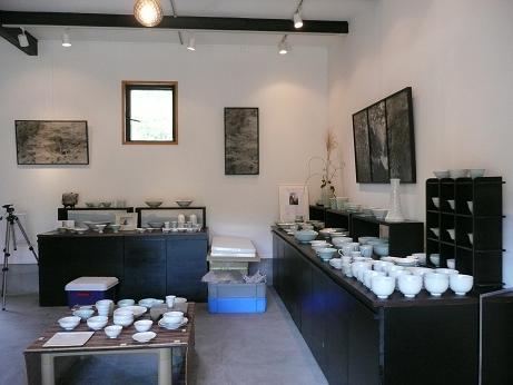 河合正光さん(大津市)の工房を訪ねて(2009年11月16日)_a0139239_1045446.jpg