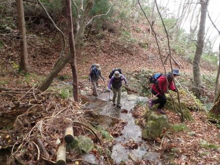 登山ツアー 比婆山(広島県、1.264m) 参加6名_d0007657_15345796.jpg
