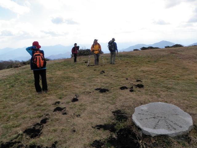 登山ツアー 比婆山(広島県、1.264m) 参加6名_d0007657_15361620.jpg