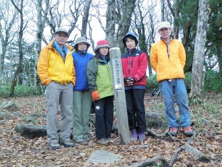 登山ツアー 比婆山(広島県、1.264m) 参加6名_d0007657_15465851.jpg