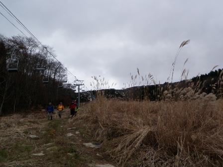 登山ツアー 比婆山(広島県、1.264m) 参加6名_d0007657_15524294.jpg