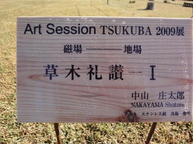 Art Session TSUKUBA 2009展 その2_b0124462_1353494.jpg