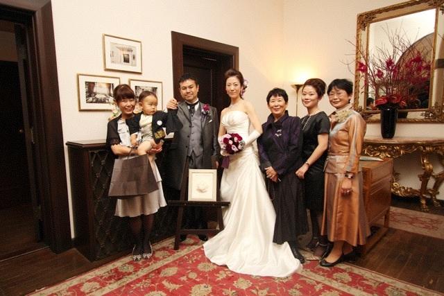 yumiさん制作Wedding Bouquet_d0141376_15142370.jpg