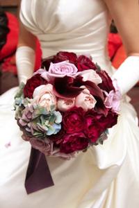 yumiさん制作Wedding Bouquet_d0141376_1514403.jpg